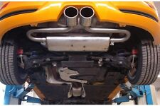 FORD FOCUS ST muffler FOX 2x115x85