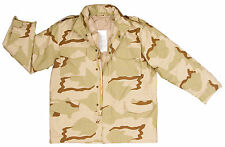 New Rothco Ultra Force 3 Color Desert M-65 Field Jacket w Liner Size 5x NWT