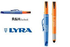Lyra Pica-Gel Marker schwarz Markierstift Allesschreiber Gel 1 Stück Baumarker