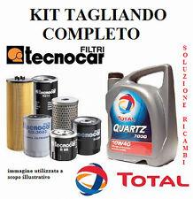 KIT TAGLIANDO FILTRI + OLIO Citroen C3 1.4 benzina