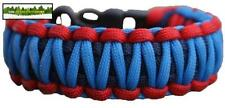 550 PARACORD BUSHCRAFT BRACELET KIT - YOUR CHOICE!!