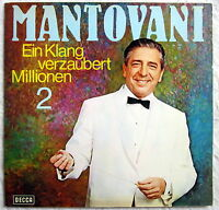 LP (s) - EIN KLANG VERZAUBERT MILLIONEN 2 - Mantovani und Orchester