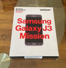 Samsung Galaxy J3 SM-J327- 16GB- SILVER (Unlocked) Smartphone- New