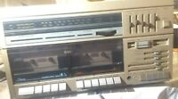 Vintage FISHER STEREO AUDIO COMPONENT SYSTEM # MC 712 AS-IS Parts or Repair