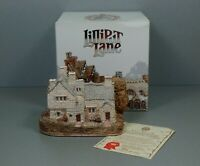 Collectable Lilliput Lane Moreton Manor in Box with Deeds A1 Condition