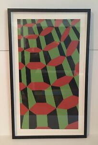 BARRY MCGEE Geometric Pattern Limited Edition 2011 Art In The Streets MOCA RARE