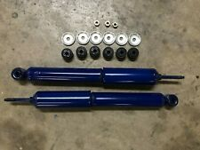 Gas Shock Absorbers made in USA 1964-74 Plymouth Barracuda Monro-Matic Plus Frt
