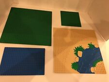 LEGO BASEPLATE WITH RIVER PLATFORM PLATE PIECE More Base Plates