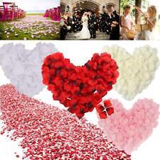 Silk Rose Artificial Petal Wedding Party Flower Favors Vase Decor S 2000/4000pcs