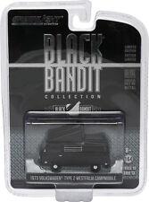 1:64 Black Bandit Series 13 1973 Volkswagen Type 2 Greenlight