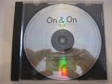 OUTCRY ON & ON RARE CD SINGLE