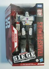 Megatron Transformers 35th Siege War For Cybertron Trilogy Special Edition