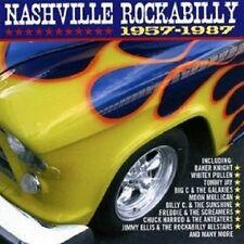 NASHVILLE ROCKABILLY 1957 - 1987 CD NEU