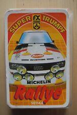 Quartett- FX Schmid Supertrumpf - Rallye