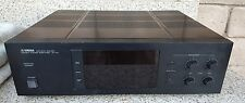 Vintage Yamaha M-70 Stereo Power Amplifier Amp Works!