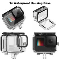For GoPro Hero9 ActionCamera Waterproof Housing Case Camera Diving Protect Cover