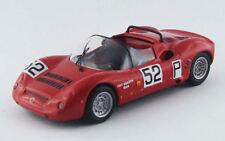 Abarth SP 1000 Nurburgring 1967 Walton/del Man Morgan #52 Best 1 43 Be9531 Min.