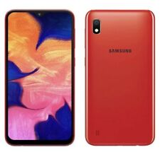 Samsung Galaxy A10 A105M 32GB DUOS GSM Unlocked Phone - Red