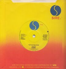 The Rezillos - Top Of The Pops - Sire Records 1978 UK Release - 7 Inch