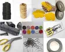 Professional Florist Starter Kit - Scissors Tapes Twines Pins Stripper Ribbon 01