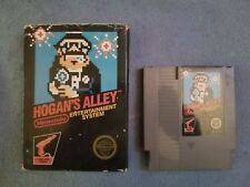 Hogan's Alley (NES, 1985) w/ box