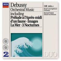 laude Debussy - Orchesterwerke [CD]