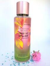 3 Victoria's Secret Tropic Splash Fine Fragrance Mist Body Spray 8.4 FL Oz