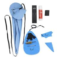 Alto Sax Saxophone Cleaning Care Kit Cloth Cork Grease Thumb Rest Brush Tool