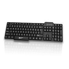 USB 2.0 Office Keyboard VANDER Wired  Plug & Play QWERTY Standard PC Keypads