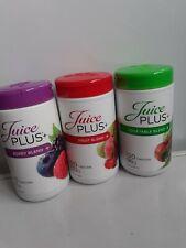 Juice Plus Capsule Fruit, Veg & Berry 120 Each, New Sealed In Date 01/2022.