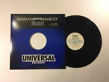 "DAMIAN MARLEY Beautiful 12"" UNIR 21592-1 US 2005 VG++ Promo! Hype Sticker! 01C"