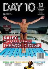 * 2014 Commonwealth Games Day 10 Programme 2nd August 2014 (Glasgow) *