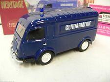 1/43 CORGI RENAULT 1000 Kg LA GENDARMERIE F ex70519
