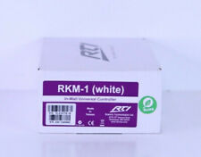New RTI RKM-1 (White) In-Wall Universal Controller