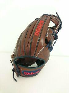 Wilson Baseball Equipment Right-Handed Infielder Gloves A2000 Pro-Stock