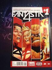 Fantastic Four (2014 Vol 5) #1 VF+ (BIJ126)