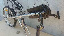 Handbike Speedy Rollstuhl Fahrrad 7 Gang