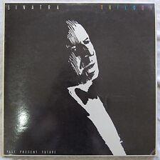 SINATRA PAST PRESENT FUTURE - VINILO TRIPLE LP