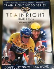 Trainright Dvd Cts Time Trial Tt Carmichael Training Systems Cycling