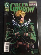 Green Arrow#84 Awesome Condition 8.0(1994) Aparo Art!!