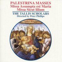 nonymous - Palestrina - Masses and Motets [CD]