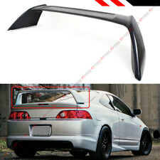 For 2002-06 Acura RSX Integra DC5 Type R JDM Matt Black Rear Trunk Spoiler Wing