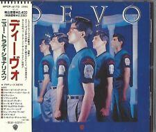 DEVO / NEW TRADITIONALISTS * NEW JAPAN CD * NEU *