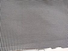 HOUNDSTOOTH WOVEN BENGALINE - FABRIC SOLD BY 1/2 MTR