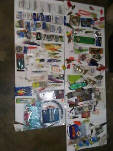 Large Lot Of Mixed Fishing & Boating Gear