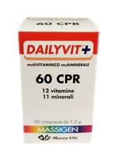DAILYVIT+ 60 COMPRESSE INTEGRATORE MULTIVITAMINICO MULTIMINERALE