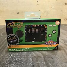 My Arcade Galaga Pocket Player Portable 3 Games: Galaga, Galaxian, & Xevious NEW