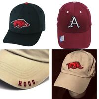 Arkansas Razorbacks Hogs Embroidered Men's Fashion Hat Cap