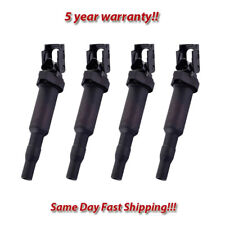 Ignition Coil 4 Pcs. for 01-16 BMW 328i, Mini Cooper, Rolls Royce Phantom UF592
