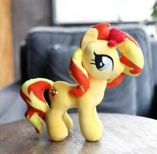 lovely horse Sunset Shimmer stuffed plush doll dolls toy cute kids gift new